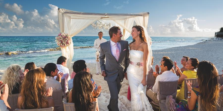 Generations Riviera Maya wedding Mexico