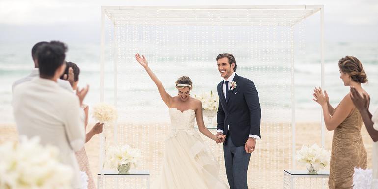 Hard Rock Hotel Cancun wedding Mexico