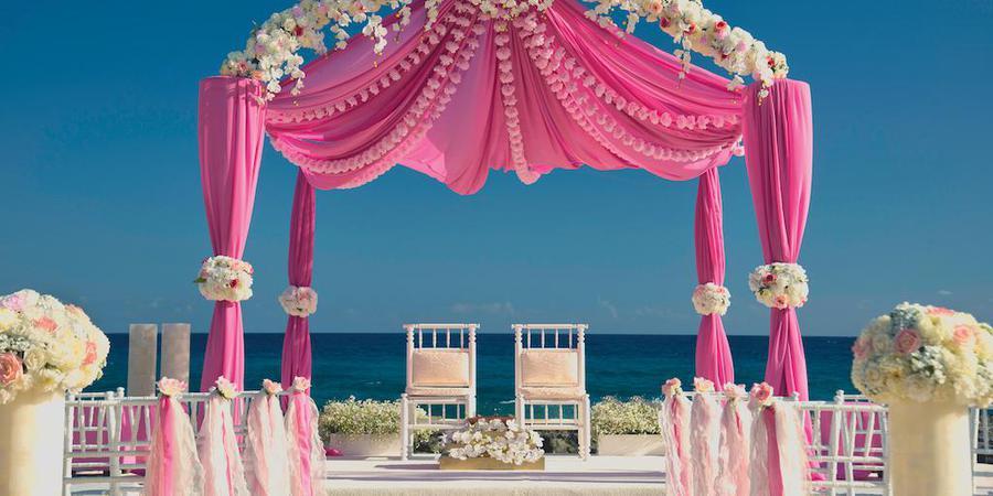 Hard Rock Hotel Riviera Maya wedding Mexico