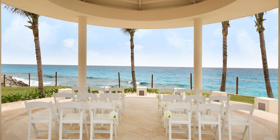 Hyatt Ziva Cancun wedding Mexico