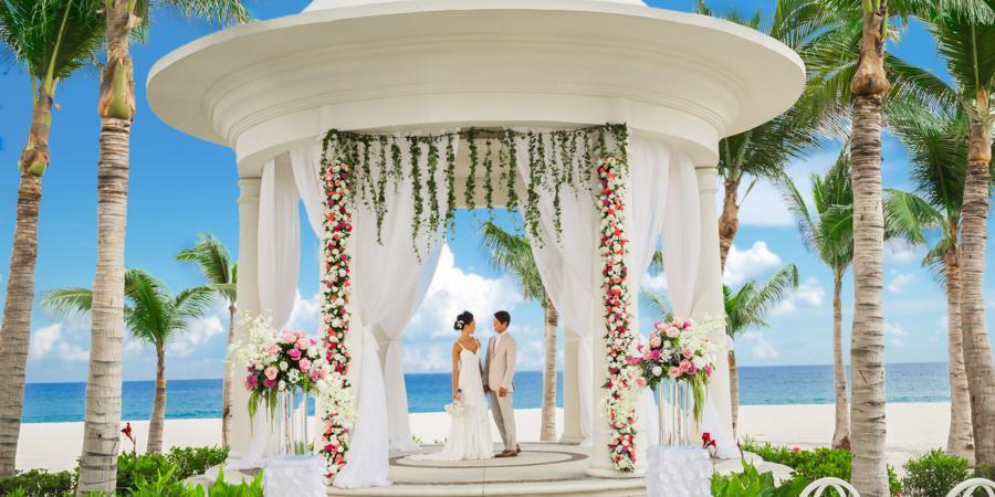 Hyatt Ziva Los Cabos wedding Mexico