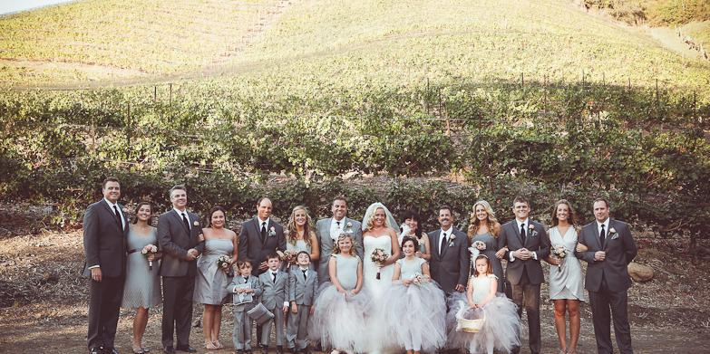 Lobo Castle wedding Los Angeles