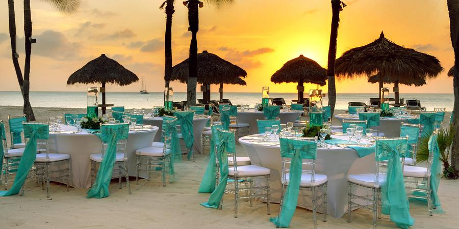 Barcelo Aruba wedding Caribbean Islands