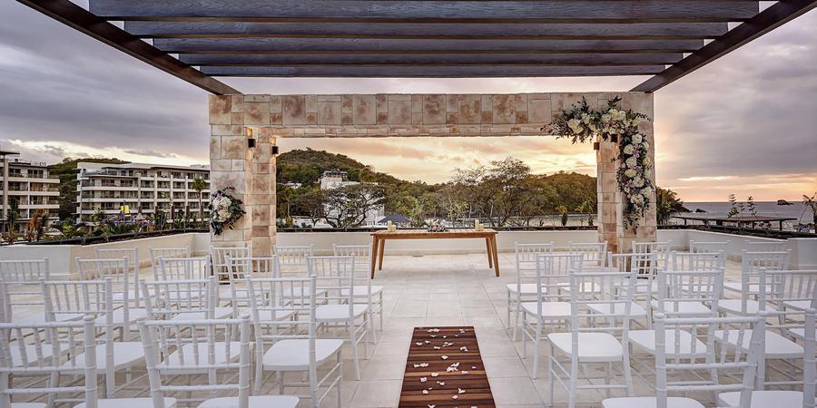Hideaway at Royalton Saint Lucia wedding Caribbean Islands