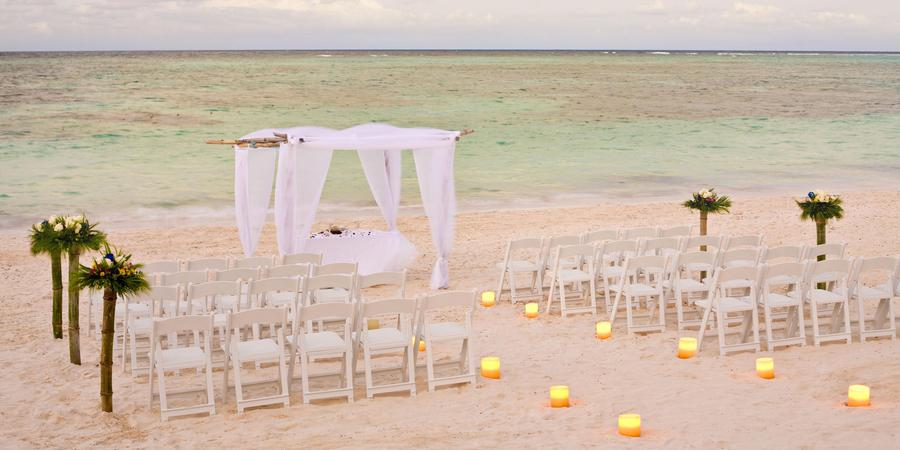 Melia Coco Beach Puerto Rico Weddings