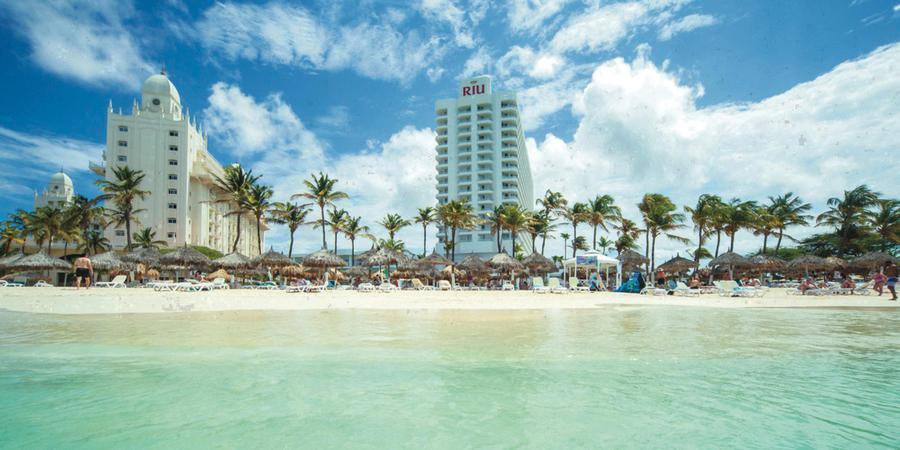 Riu Palace Antillas wedding Caribbean Islands