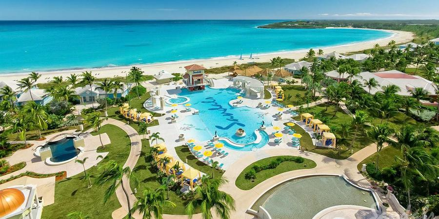 Sandals Emerald Bay wedding Caribbean Islands