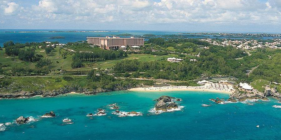 The Fairmont Southampton wedding Caribbean Islands