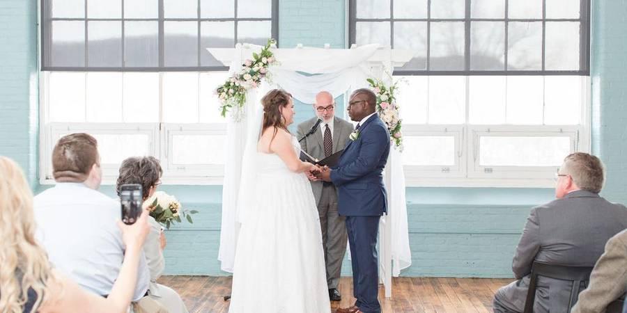 121 Club at Eastworks wedding Western Massachusetts