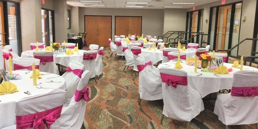 Embassy Suites by Hilton Oklahoma City Will Rogers Airport wedding Oklahoma City