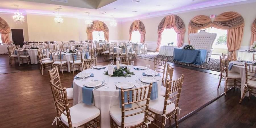 Nostalgia 1720 wedding Philadelphia