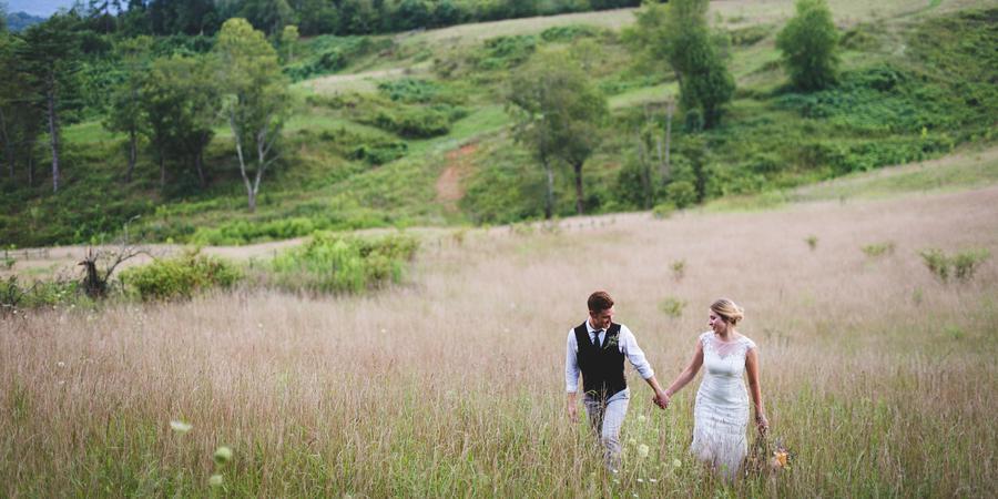 Nuptials for Nature - Community Farm wedding Asheville