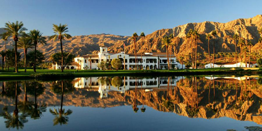 La Quinta Country Club wedding Palm Springs