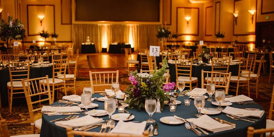 Cheyenne Mountain Resort wedding Colorado Springs