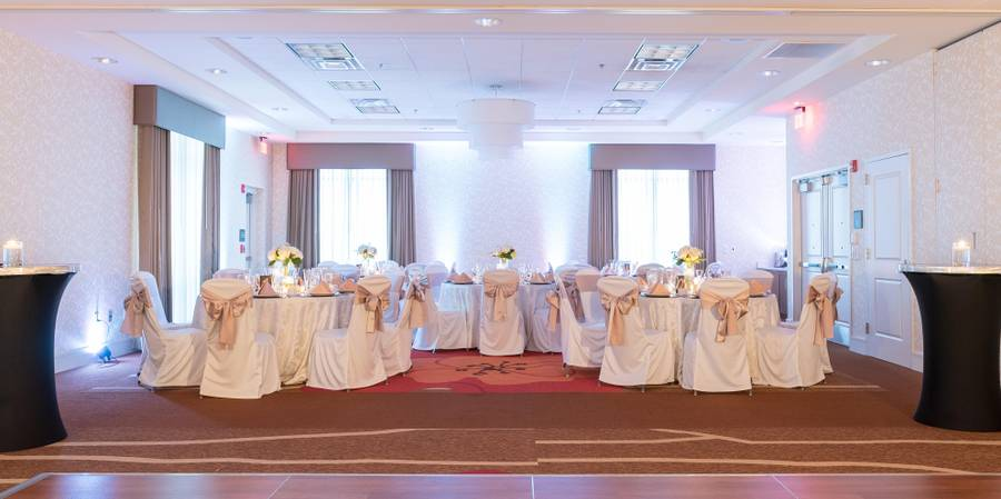 Hilton Garden Inn Exton wedding Philadelphia