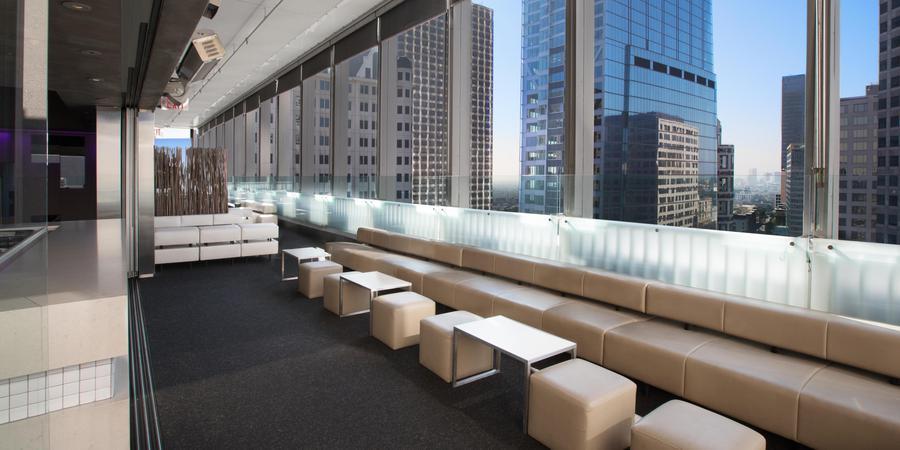 Takami Sushi & Elevate Lounge wedding Los Angeles