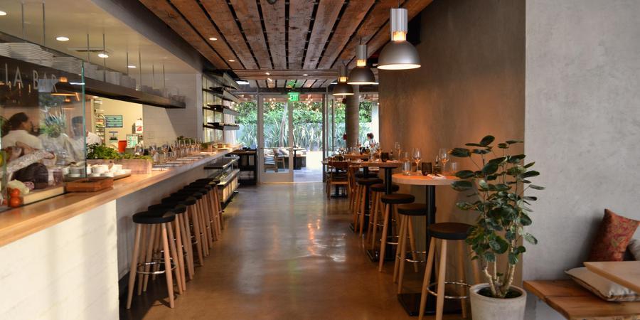 Obica Mozzarella Bar Pizza e Cucina - Santa Monica wedding Los Angeles