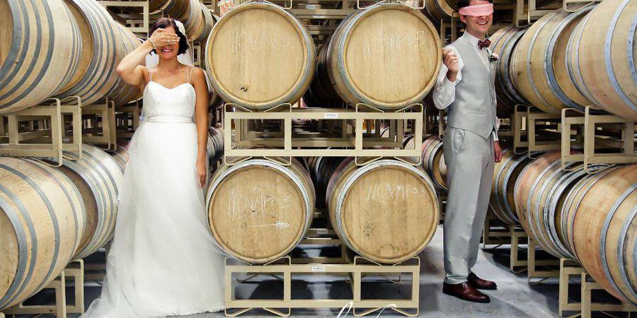 Duchman Family Winery wedding Austin