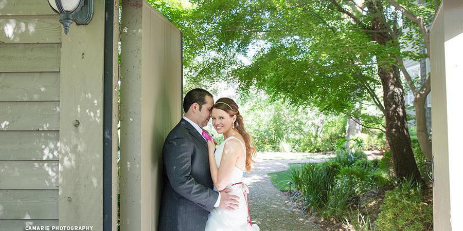 Milliken Creek Inn and Spa wedding Napa/Sonoma