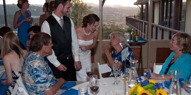 Unitarian Universalist Congregation of Marin wedding Marin