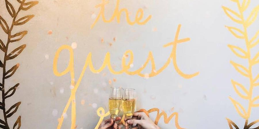 The Guest Room wedding Chicago