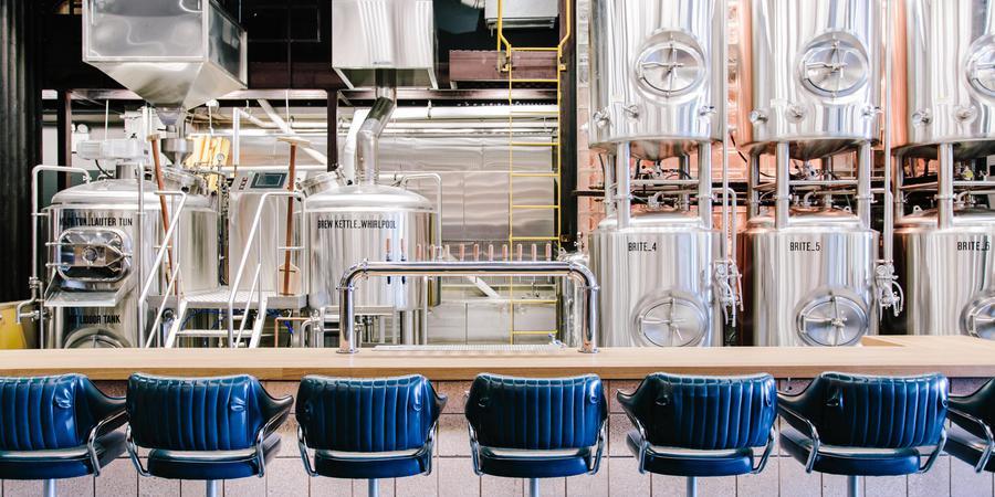 Circa Brewing Co wedding Manhattan