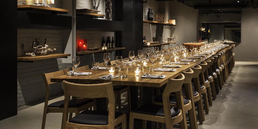 Obica Mozzarella Bar Pizza e Cucina - NY Flatiron wedding Manhattan