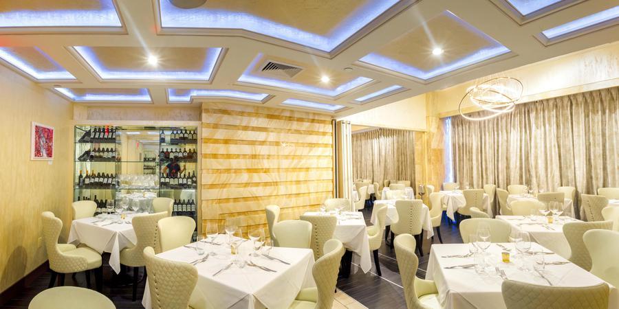 ZAVO Restaurant and Lounge wedding Manhattan