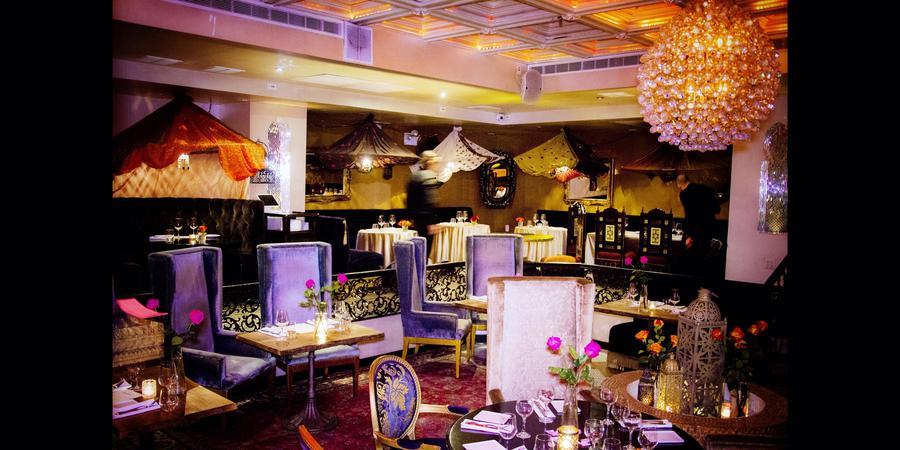 Casa La Femme wedding Manhattan