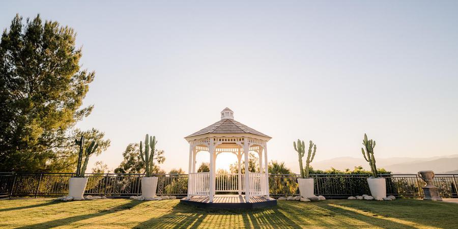 Via Verde Country Club wedding Los Angeles
