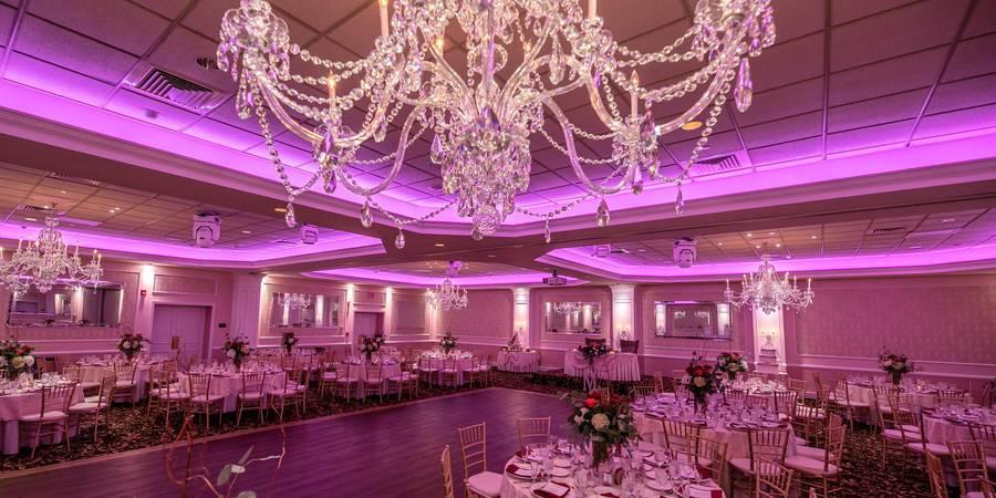 Bridgewater Manor wedding North Jersey