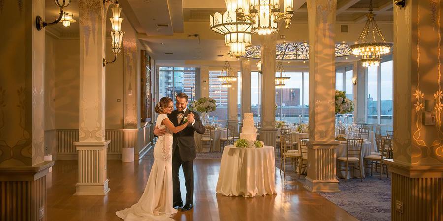 Halim Time & Glass Museum wedding Chicago