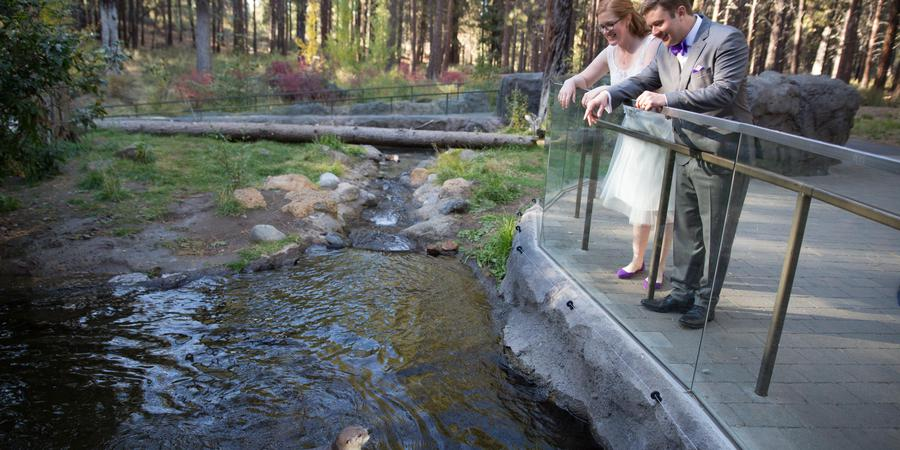 High Desert Museum wedding Willamette Valley