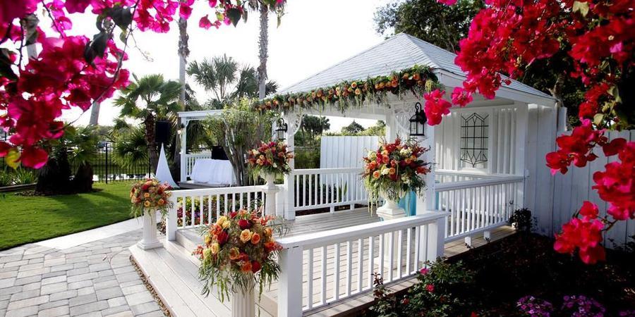Celebration Gardens wedding Orlando