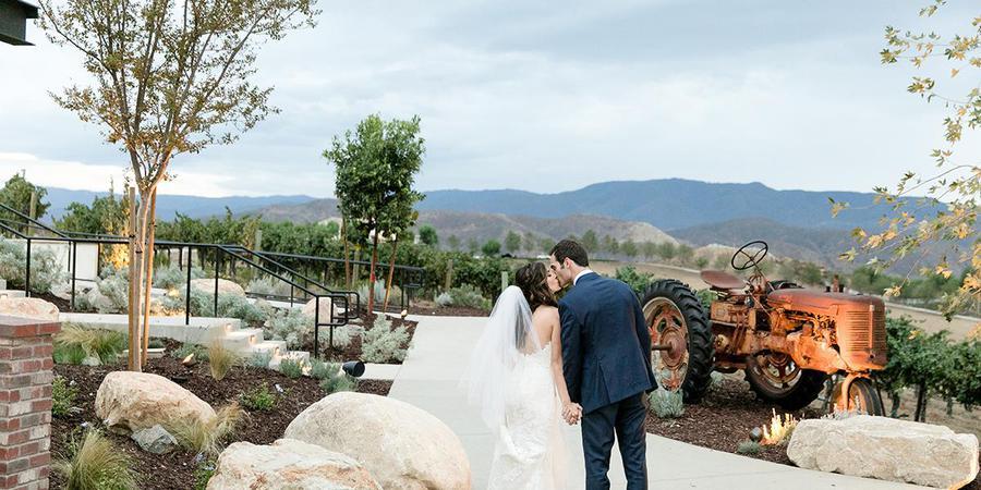 Leoness Cellars wedding Inland Empire