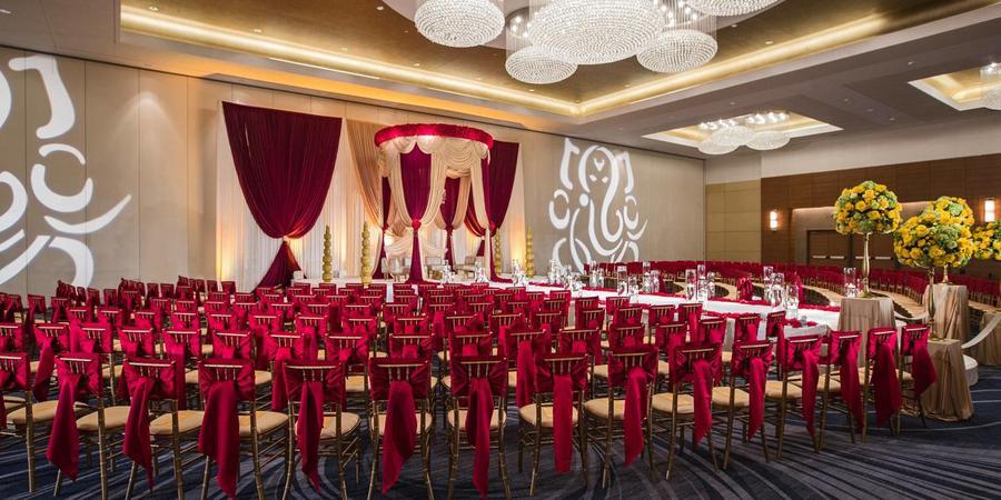 Renaissance Schaumburg Convention Center Hotel wedding Chicago
