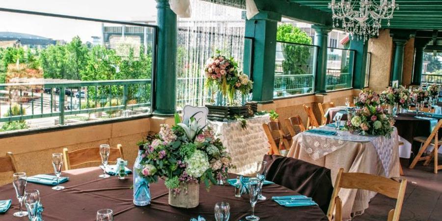 BellaVista Rooftop wedding East Bay