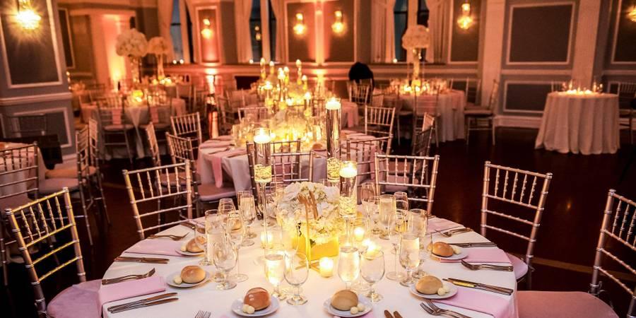 The Arts Ballroom wedding Philadelphia