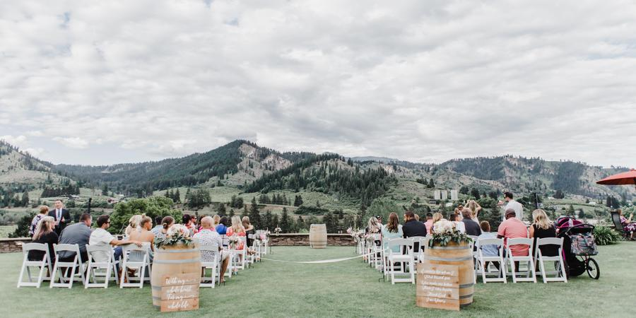 Silvara Cellars wedding Seattle
