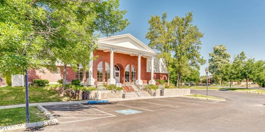 Potomac Manor wedding Idaho