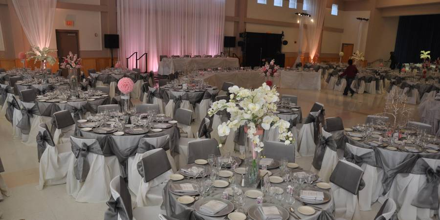 Carbondale Civic Center wedding Southern Illinois
