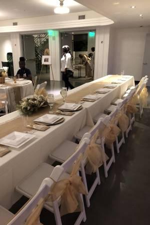 The Catalina Room wedding Los Angeles