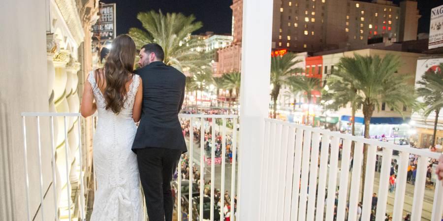 JW Marriott New Orleans wedding New Orleans