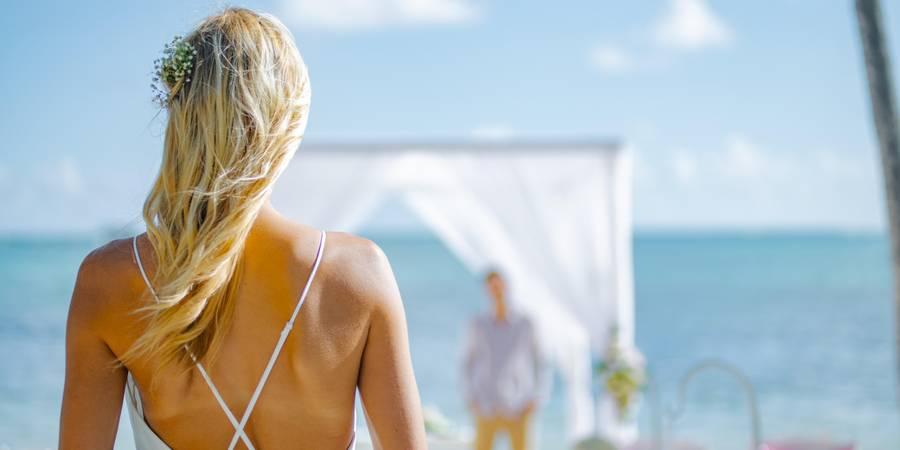Barcelo Bavaro Beach Adults Only wedding Dominican Republic