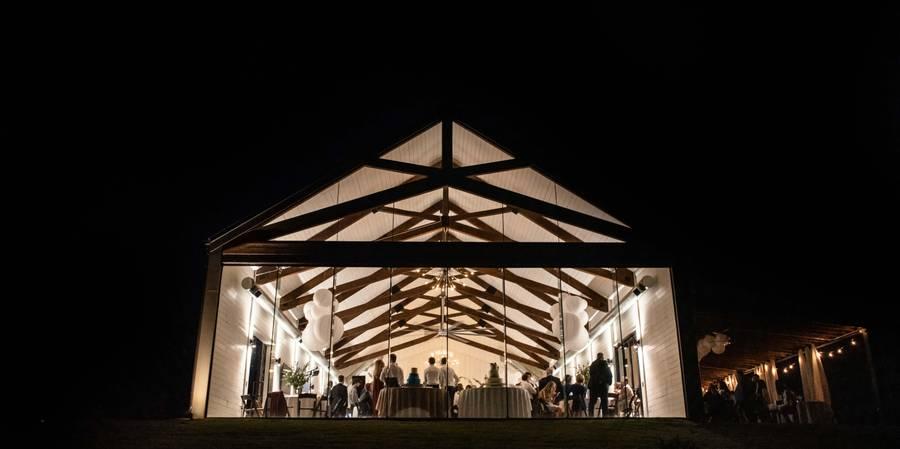 The Barn Smith Lake wedding Birmingham