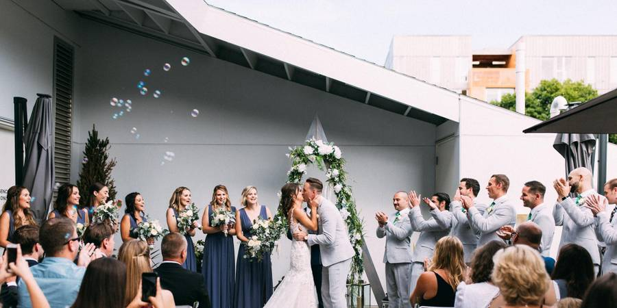 The Jupiter NEXT wedding Portland