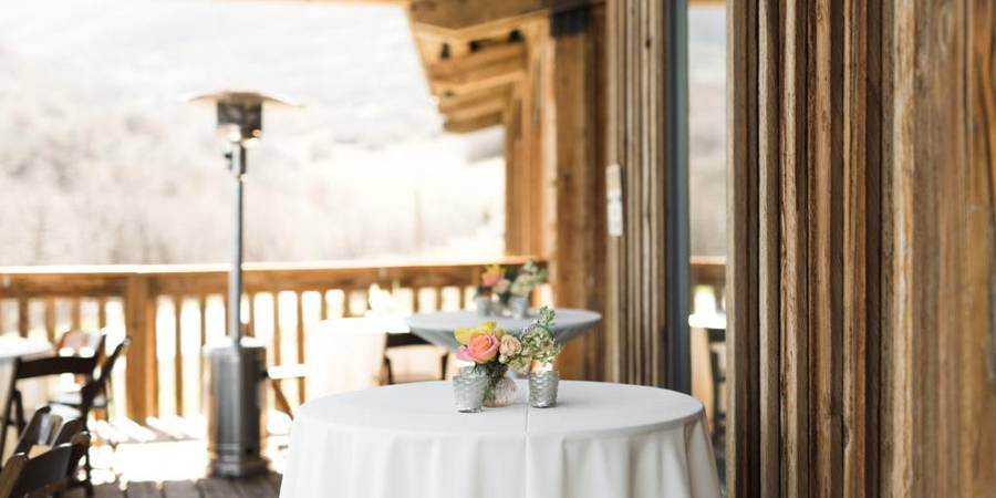 Soldier Hollow wedding Salt Lake City