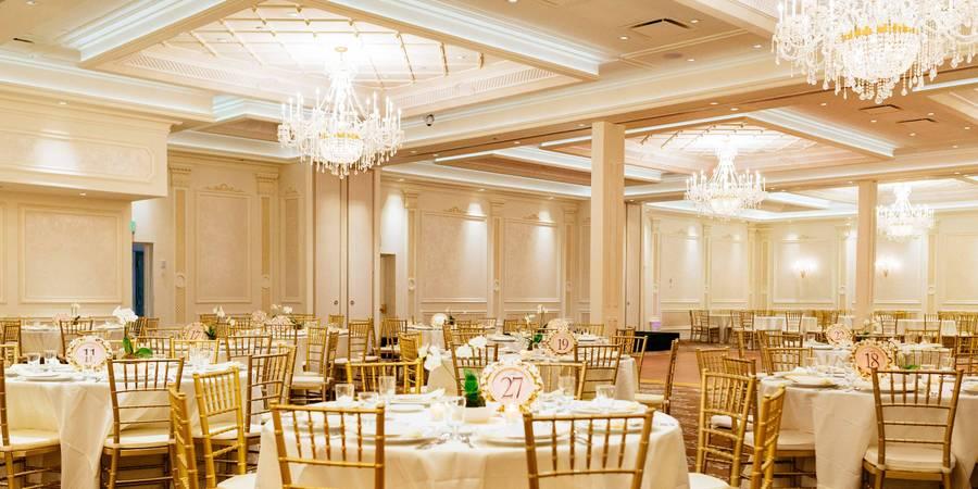 The Park Villa wedding Central Jersey