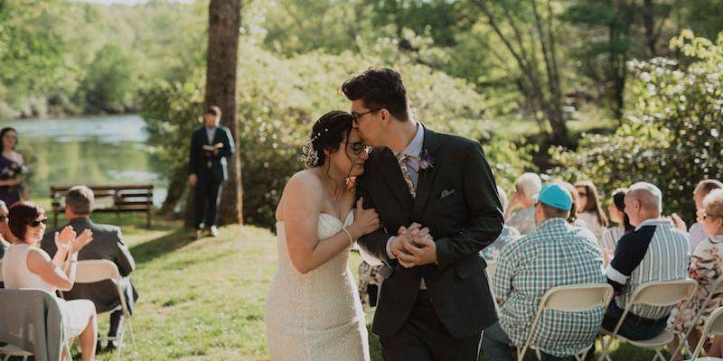 Toccoa House Properties wedding Atlanta