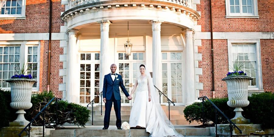 The Mansion at Strathmore wedding Baltimore